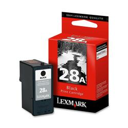 Lexmark No. 28A Black Ink Cartridge For Z845 Printer