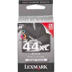 Lexmark No. 44 Black Ink Cartridge For X9350 Printer