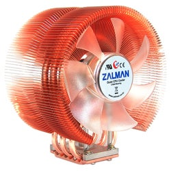 Zalman CNPS9700 LED Processor Heatsink and Cooling Fan