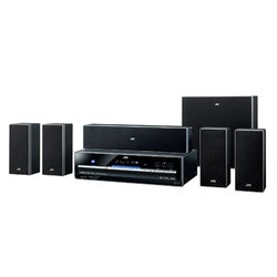 JVC 5.1-channel DVD Home Theater System | Overstock.com Shopping - The
