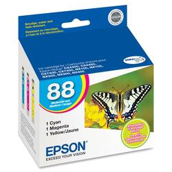 Epson Multi-pack Color Ink Cartridge For CX7000 Printer