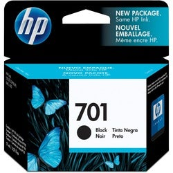 HP No. 701 Black Ink Cartridge for HP 640 Fax