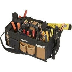 Steren 15 Pocket Tool Bag with 16