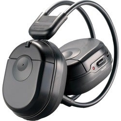 Power Acoustik HP-10S Wireless IR Stereo Headphone