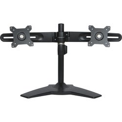 Planar AS2 Black Dual Monitor Stand