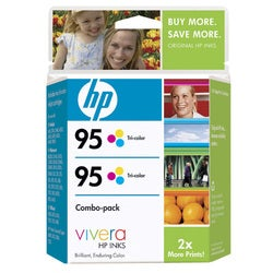 HP No.95 Tri-Color Ink Cartridge