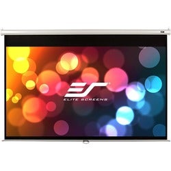 Elite Screens Manual M135XWH Projection Screen