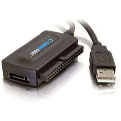Cables To Go USB 2.0 to IDE/Serial ATA Drive Adapter