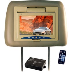 "Pyle View PL71HRTN 7"" Active Matrix TFT LCD Car Display"