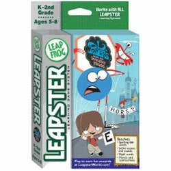 LeapFrog Leapster Foster's Home for Imaginary Friends Game