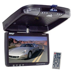 Pyle PLRD92 Car DVD Player - 16:9