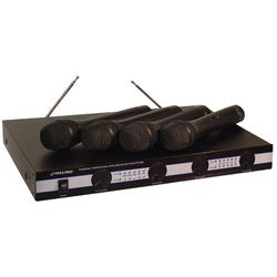 Pyle PDWM5000 Wireless Microphone System