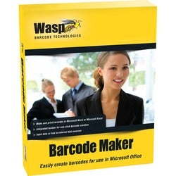 Wasp BarCode Maker - Complete Product - 1 PC