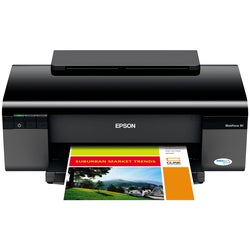 Epson WorkForce 30 USB Color Inkjet Printer with Ink Cartridges