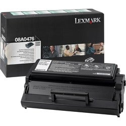 Lexmark Toner Cartridge - Black (1)