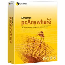 Symantec pcAnywhere v.12.5 Host - Complete Product - 1 User