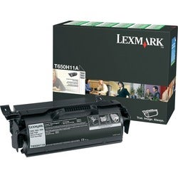 Lexmark High-yield Black Toner Cartridge