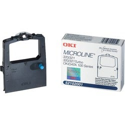 Oki Black Ribbon Cartridge