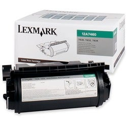 Lexmark Black Single Toner Cartridge