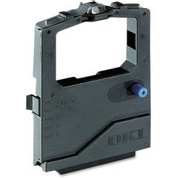 Oki Black Nylon Ribbon Cartridge