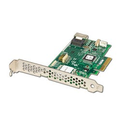Adaptec 1405 4 Port SAS Controller