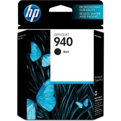 HP No. 940 Black Ink Cartridge for Officejet Pro 8000