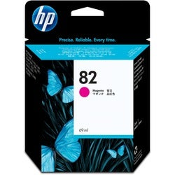 HP 82 Magenta Ink Cartridge for InkJet Printers