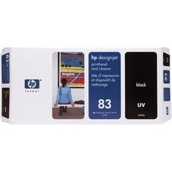 HP Black Printhead/Cleaner Cartridge