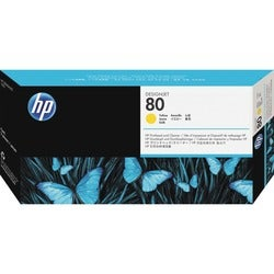 HP Yellow Printhead/Cleaner