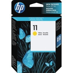 HP No. 11 Yellow Ink Cartridge