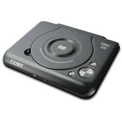 Coby DVD-209 Ultra Compact DVD Player