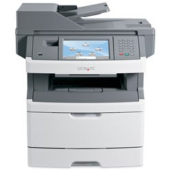 Lexmark X466DE Multifunction Printer