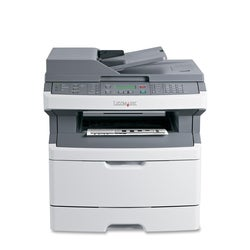 Lexmark X264DN Laser Multifunction Printer - Monochrome - Plain Paper