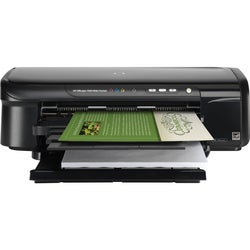 HP Officejet E809A Inkjet Printer - Color - Plain Paper Print - Deskt