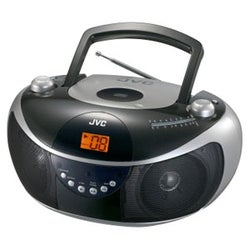 JVC RD-EZ11 Radio/CD Player Boombox
