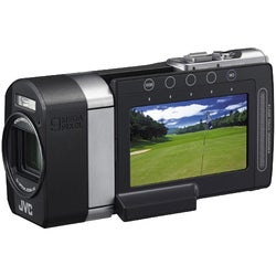 "JVC Everio GZ-X900 Digital Camcorder - 2.8"" LCD - CMOS"