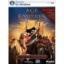 Microsoft Age of Empires III: Complete Collection