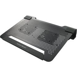 Cooler Master NotePal U2 Laptop Cooling Pad with Two Configurable 80mm Fans