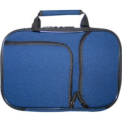 PC Treasures PocketPro 07067 Netbook Case - Neoprene - Navy Blue