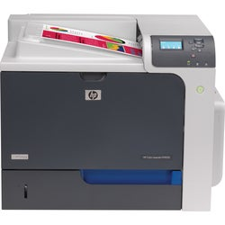 HP LaserJet CP4025N Laser Printer - Color - Plain Paper Print - Deskt