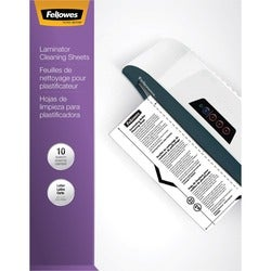Fellowes 5320603 Laminator Cleaning Sheet