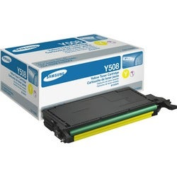 Samsung Yellow Toner Cartridge (Pack of 1)