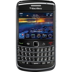 BlackBerry Bold 9700 Smartphone - Bar - Black