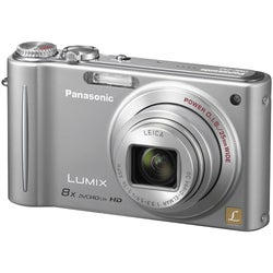 Panasonic Lumix DMC-ZR3 Point & Shoot Digital Camera - 14.1 Megapixel