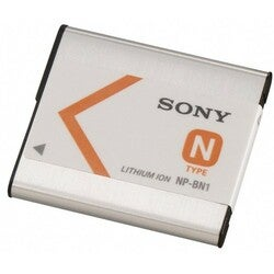 Sony NP-BN1 N-Type Digital Camera Battery
