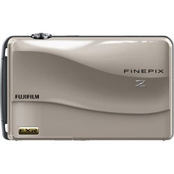 Fujifilm FinePix Z700EXR 12MP Silver Digital Camera