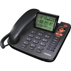 Uniden 1380BK Basic Phone