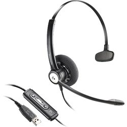 Plantronics Blackwire C610-M Headset - Mono