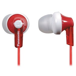 Panasonic RP-HJE120-R Earphone - Stereo