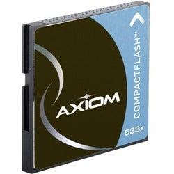 Axiom CF/16GBUH5-AX 16 GB CompactFlash (CF) Card - 1 Card
